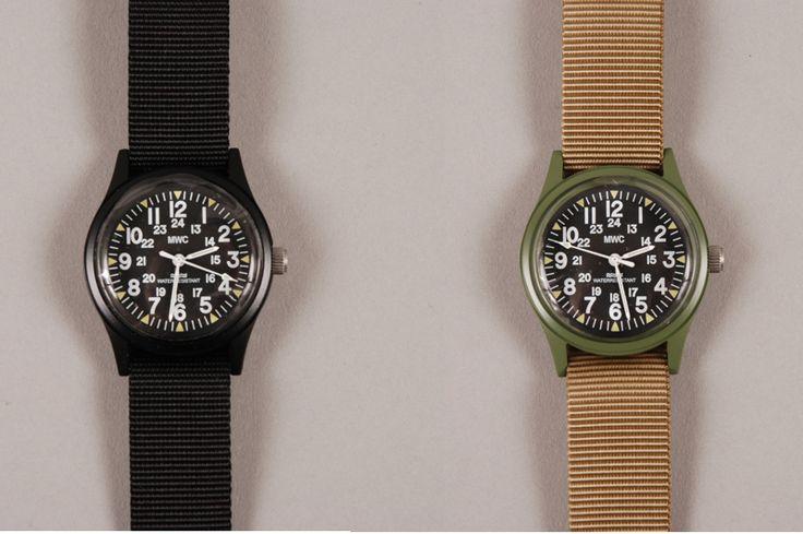 Military Watch Company Olive Drab $55