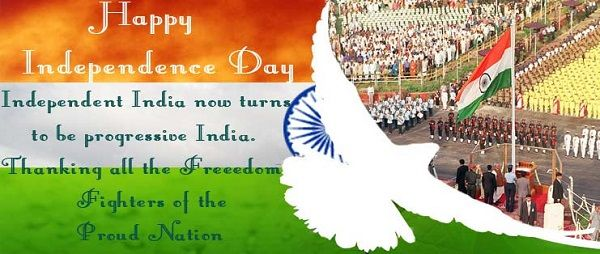 {15th August} Happy Independence Day Famous Slogans Patriotic Quotes & Sayings   15th August Happy Independence Day Famous Slogans Patriotic Quotes & Sayings Every Indian is aware of the most important day in the calendar of the country which is the Independence Day celebrated on the 15thof August every year. This notable day stands witness to the event when after years of struggle; India broke the shackles of British rule and was finally declared an independent country. It was in 1947 when…