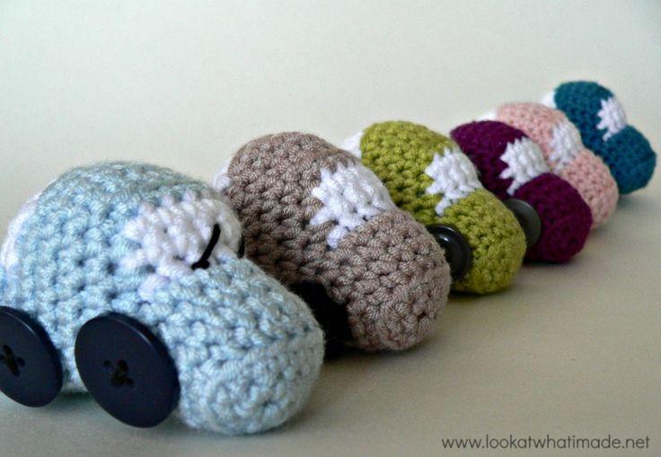 Patron Amigurumi Car : 25+ best ideas about Crochet Car en Pinterest Adornos de ...