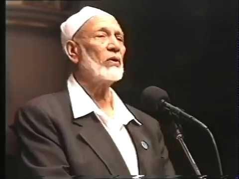 Christ in Islam - Ahmed Deedat (Australia)