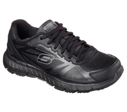 Buy SKECHERS Women's Relaxed Fit: Soleus Walking Shoes only £72.00 · Black  ...