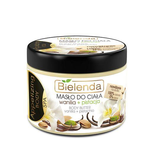 Bielenda Appetizing Body SPA Masło Wanilia i Pistacja, 200 ml - Cosme.pl