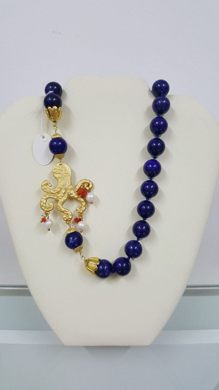 COLLANA DI PIETRE DURE CON INSERTO PLACCATO ORO - NECKLACES | eBay