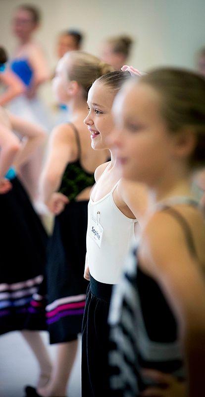 Summer School 2015 at The Australian Ballet School