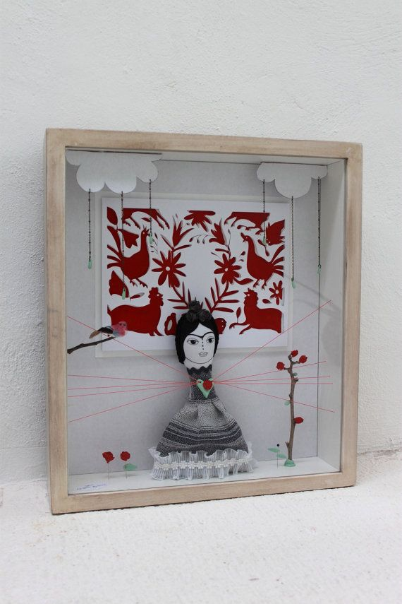 Make Your Own Diorama: 17 Best Images About Art: Box Sculptures / Dioramas On