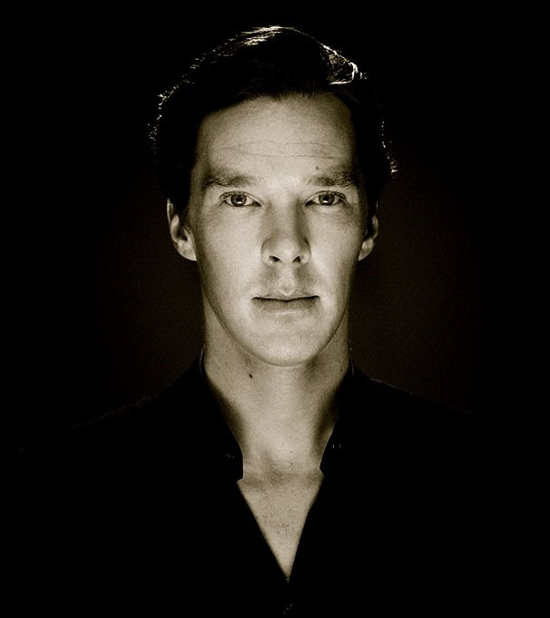 Benedict Cumberbatch - sorry 'bout all of the Ben pins.  Not sorry enough to stop, of course.
