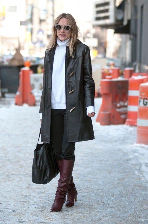 ModMods - NYFW A/W '14 Street Style - Day 6 - Daphne Javitch