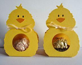 Diamantin´s Hobbywelt: Osterkücken