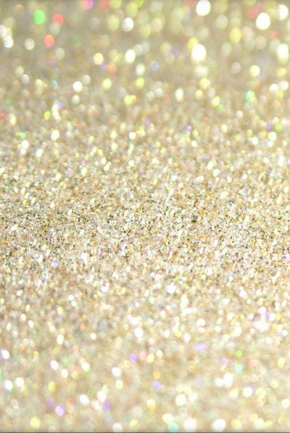 Fond d'écran paillettes dorées
