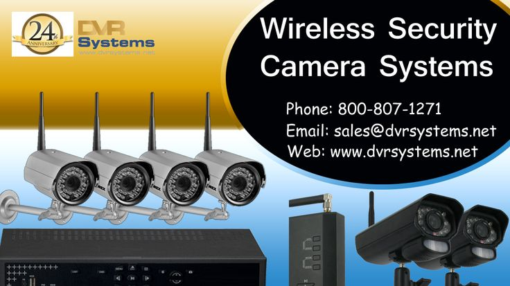 Wireless Security Camera Systems @ http://goo.gl/MogepS