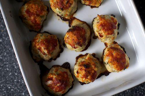 baked chicken meatballs – smitten kitchen