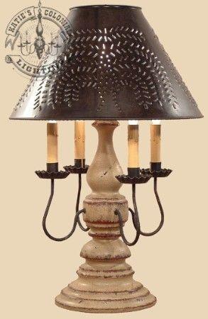 4 Arm Liberty Table Lamp