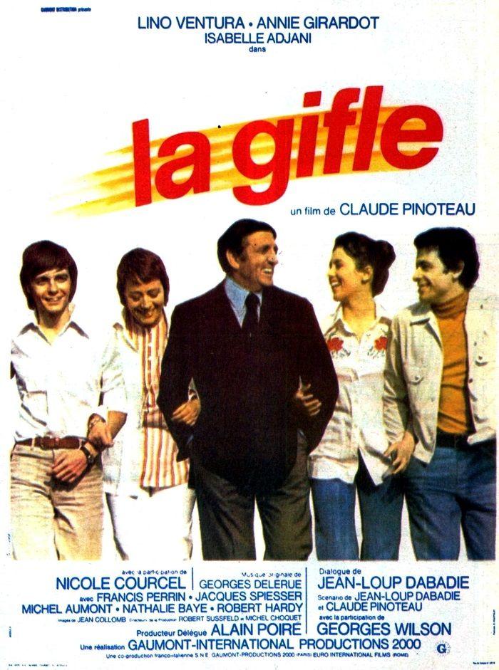 La gifle by Claude Pinoteau (1974)