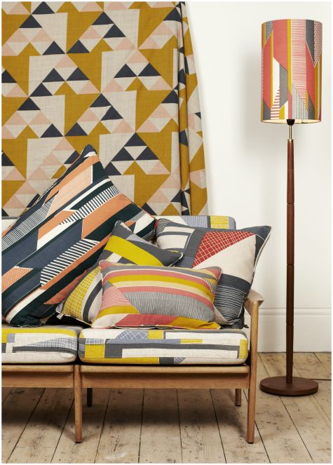 Tamasyn Gambell | local UK designer | cushions and lampshades | ariashop.co.uk