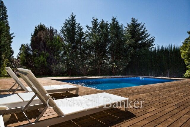 Espectacular casa en venta en Bellaterra