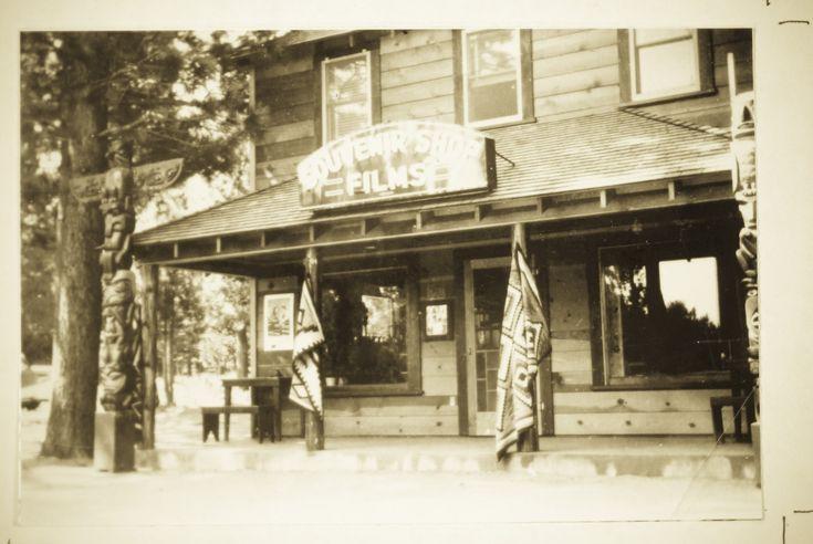 historic Camp Richardson in South Lake Tahoe, CA