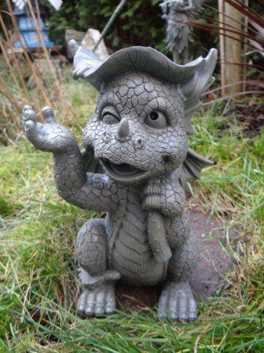 Gartendrache hält Blatt Drache Figur Unbekannt http://www.amazon.de/dp/B00I21U76G/ref=cm_sw_r_pi_dp_r19Jwb1Q20YCD