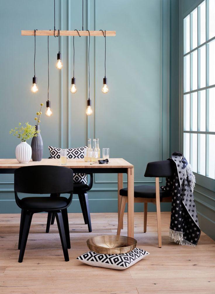 Wie kombiniert man am besten Tische und Stühle? Erfahre mehr dazu in unserem Blog.