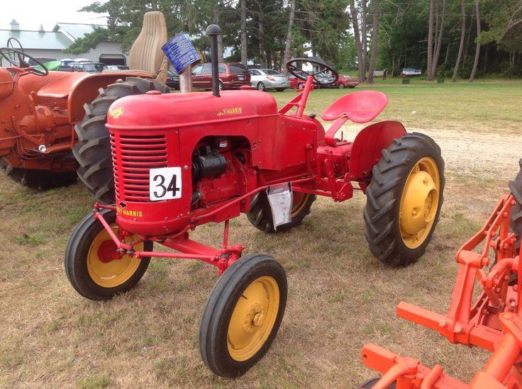 1952 Massey Harris Pony Tractor : Best pony tractors images on pinterest old