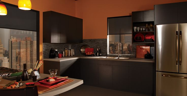 Sunset Fiesta Interior Colors Inspirations Pumpkin