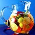 How To Make Sangria | Homemade Recipe for Sangria with Fruit