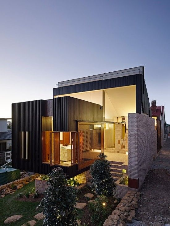 contemporary exterior ideas picture