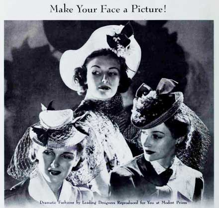 1940s Fashion for Women & Girls | 40s Fashion Trends, Photos & More  ((Good image source))
