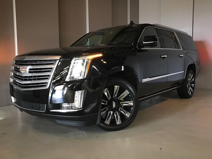 2016 Cadillac Escalade Platinum Edition available today from the Byers Collection! This Escalade comes fully loaded with only 6600 miles and a price tag of $82970!