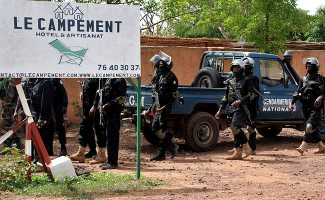 Al-Qaida-linked Group Claims Deadly Attack-Mali Resort