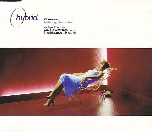 Hybrid Featuring Julee Cruise - If I Survive - 1999