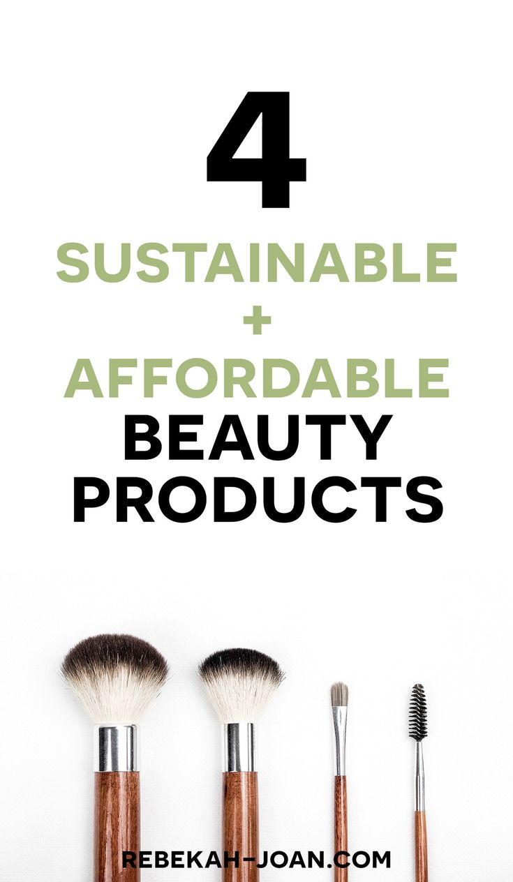Ethical And Eco Friendly Products Part Ii Self Care