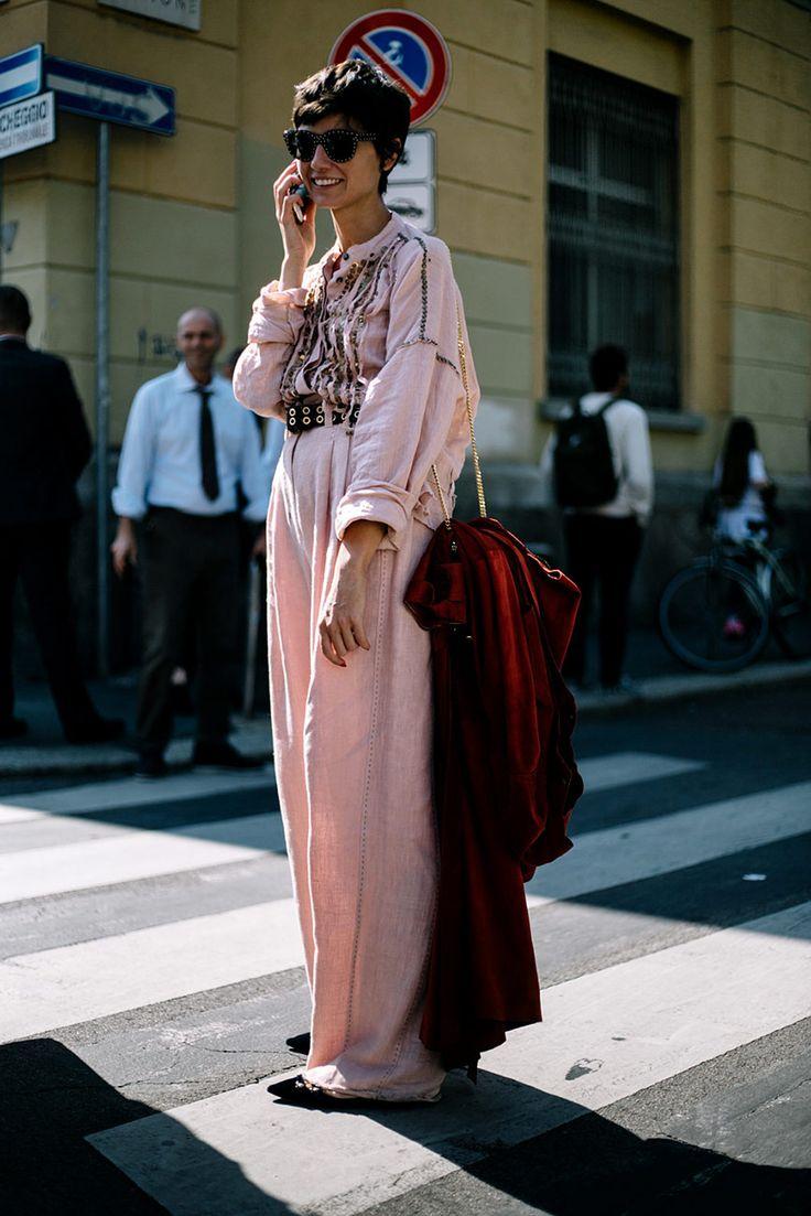 Pink is the new black   Galería de fotos 4 de 132   VOGUE