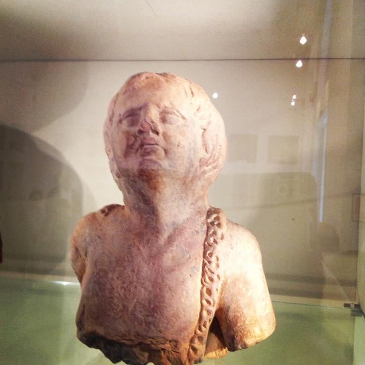 La bellezza degli #etruschi dopo secoli al museo #archeologico di #grosseto