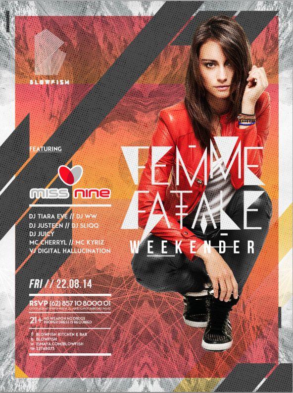 Femme Fatale ft Miss Nine