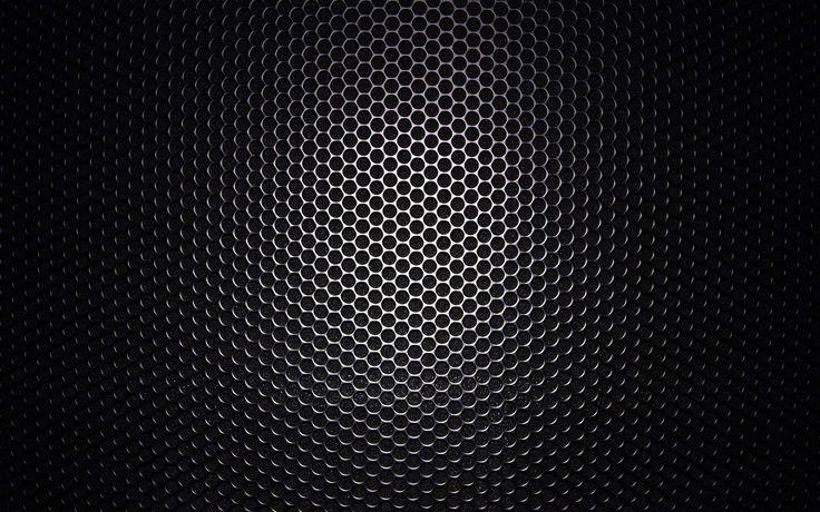 черно-белая перфорация металл