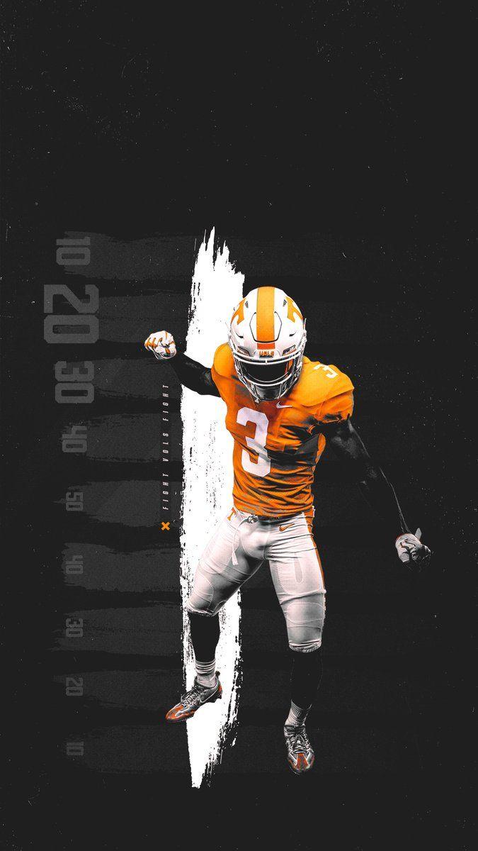 Tennessee Sports Graphic Design Sports Design Inspiration Cover Art Design