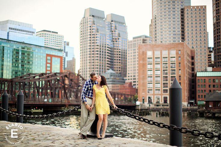 Boston Engagement Photos | Kate & Jason