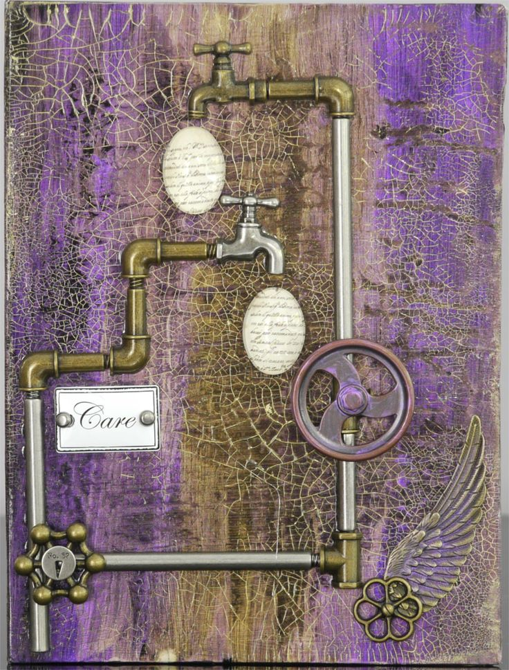 Irisierende Acrylfluid « LaBlanche