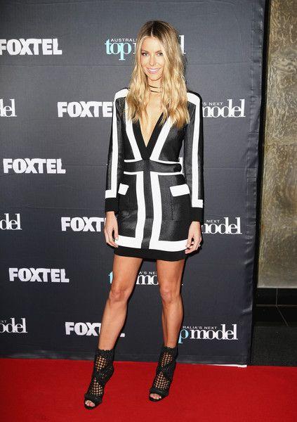 Australia's Next Top Model -  Media Call