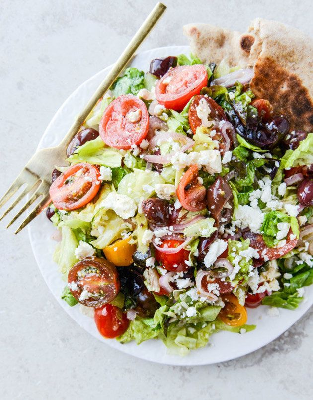 7 Perfect Salads For An Entire Week Of Healthy Eating | The Huffington Post