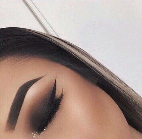 eyebrows, eyeliner, eyeshadows, highlight, lashes, mac, makeup, sephora, smokey eye, tumblr, benifit, mua 