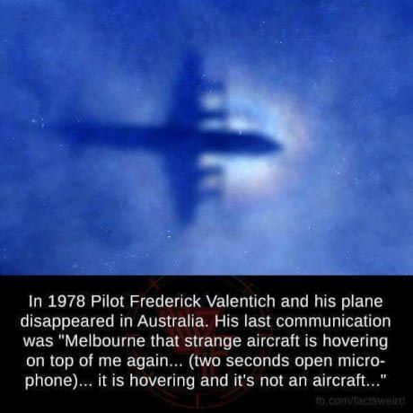 This pilot had a UFO encounter and they never found him or his plane. question everything / GcF.