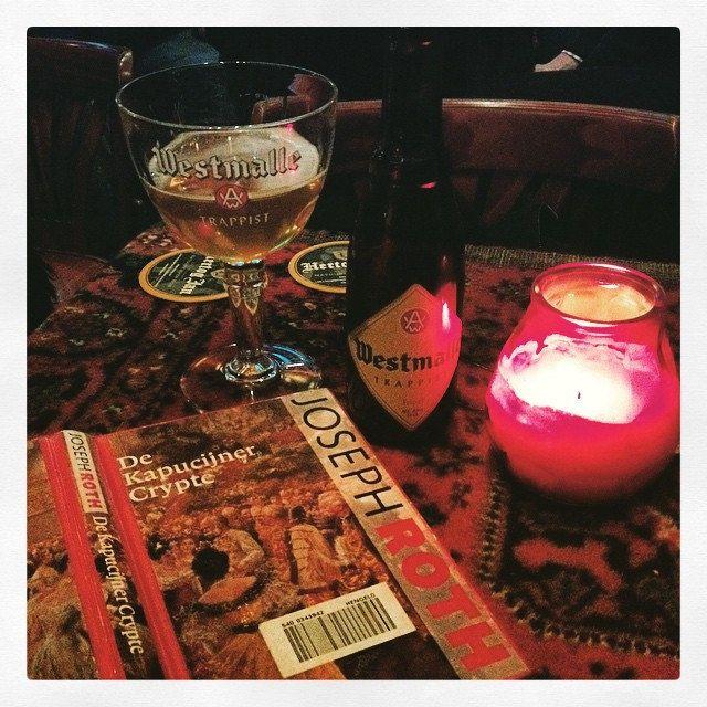 #vrijmibo #bolwerk #enschede #café #josephroth #dekapucijnercrypte #westmalle