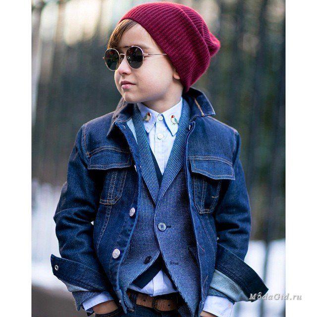 Мода и стиль: Самый модный малыш Инстаграма Алонсо Матео
