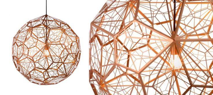Etch Web Lamp - Tom Dixon