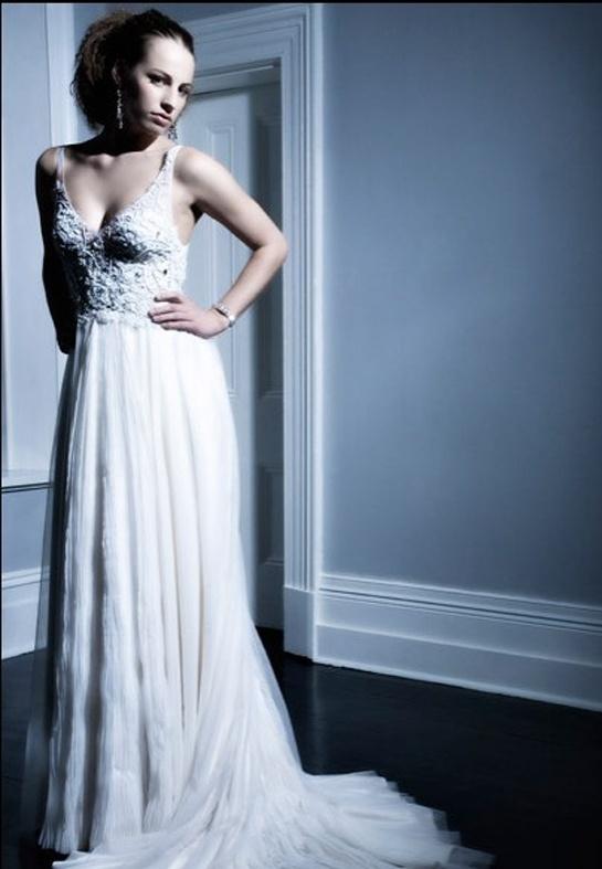 Amaline Vitale Wedding Dress- Solene