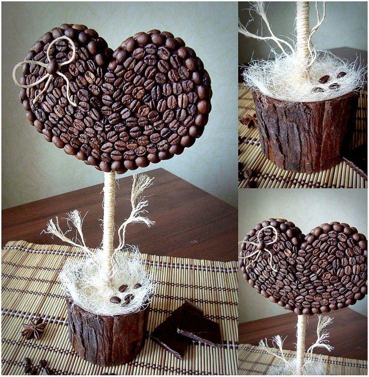handmade coffee tree