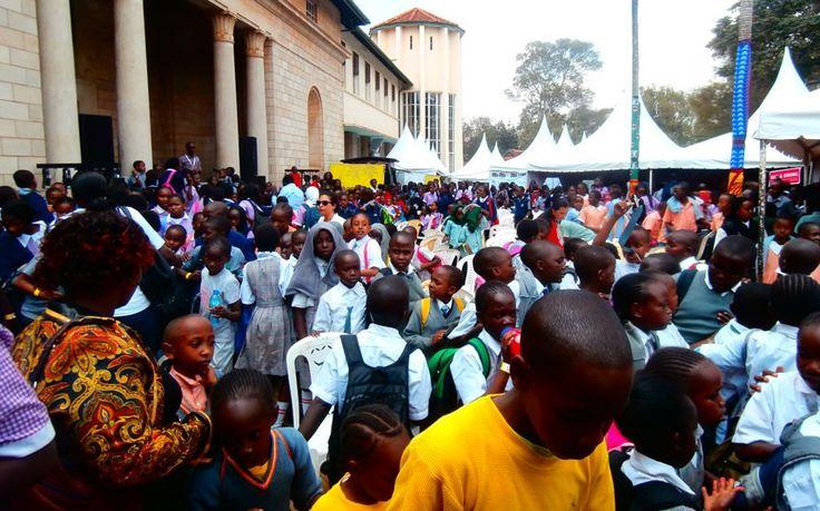 Storymoja Hay literary festival overshadowed by attacks on Westgate Mall in Nairobi