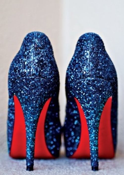 1000  images about Heels!!!!!! on Pinterest | Glitter wedding ...