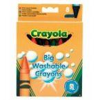 Crayola -Big Washable Crayons